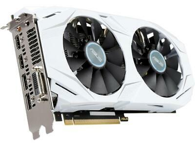 $ CDN168.42 • Buy Asus Geforce GTX 1060 3GB GDDR5 Dual Fan White Graphic Card DUAL-GTX1060-O3G