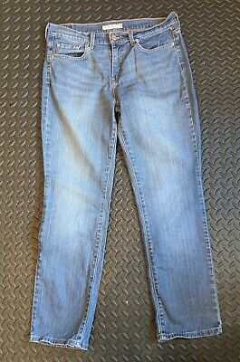 Levi's 505 Jeans Straight Leg Ladies Skingirl Retro Punk Mod (2) • 3£