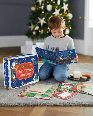 £2.29 • Buy Childrens Christmas Eve Box Set, Personalise Your Own, Stickers, Santa Letter..