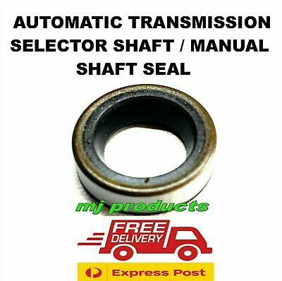 AU18 • Buy Th700r4 4l60e Th400 Th350 Trimatic Automatic Transmission Selector Shaft Seal