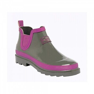 Regatta Juniper Womens Ankle Height Welly Wellington Boots Shoes RRP £25 • 17.99£