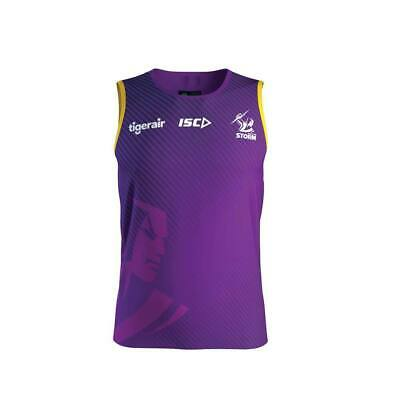 £21.17 • Buy Melbourne Storm NRL 2020 Players ISC Purple Training Singlet Sizes S-5XL!