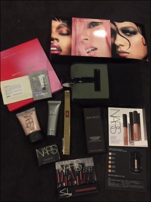 AU45 • Buy Mac Makeup Bag, Nars Eyeshadow , Laura Mercier Foundation, Nars Highlighter, YSL