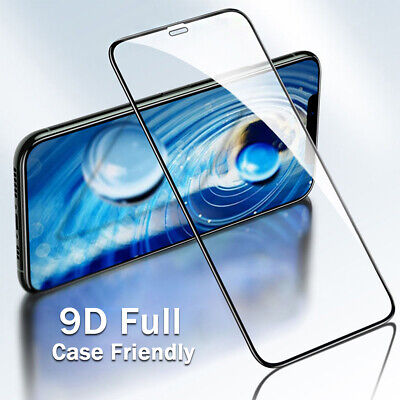 Gorilla 100% Tempered Glass Screen Protector Film For IPhone 11 Pro X XR XS Max • 3.55£