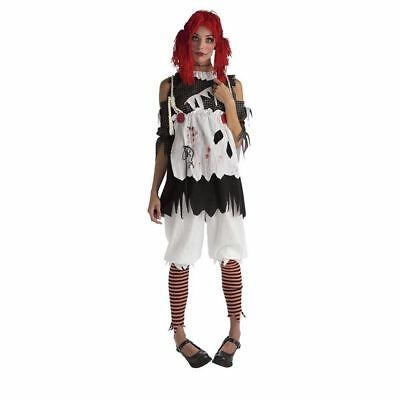 £14.99 • Buy Rubie's Unhappily Everafter 'Rag Doll Girl' Fancy Dress Costume - XS - Size 2-6