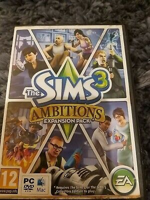 The Sims 3 Ambitions EA GAMES  Pc Game  • 3.79£