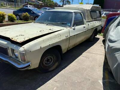 AU5000 • Buy 1976 HX V8 Ute With Canopy