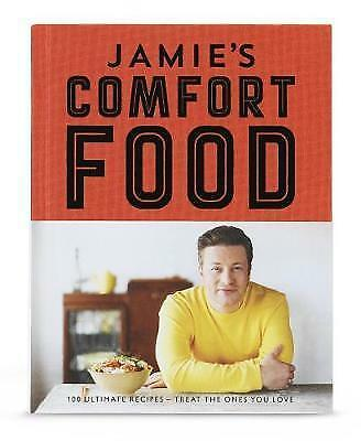 AU10 • Buy Jamie's Comfort Food, Hardcover By Oliver, Jamie, Brand New, Free Shipping