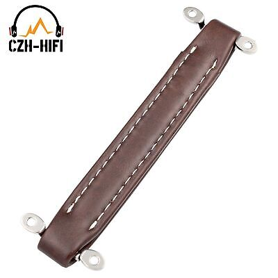 $ CDN15.13 • Buy 1PC Leather Handle Strap For Guitar AMP Fender Ampeg Speaker Cabinet 1.37  *8.4