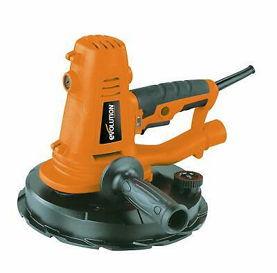 Evolution Power Tools Hand Held Dry Wall Sander, 225 Mm (230 V) • 130.44£