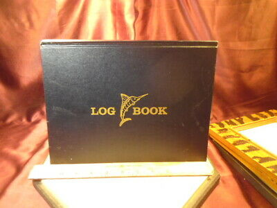 NOS Perko Yacht Log Book-w/extracts Bowditch American Practical Navigator #9-F/S • 14.80£