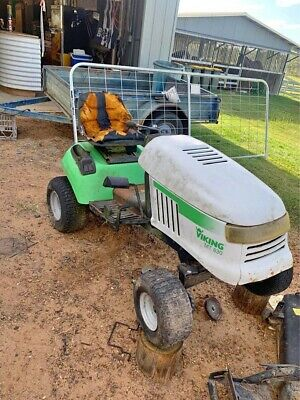 AU748 • Buy Ride On Mower, Large Tractor Mower, Suit Acreage, Large Domestic