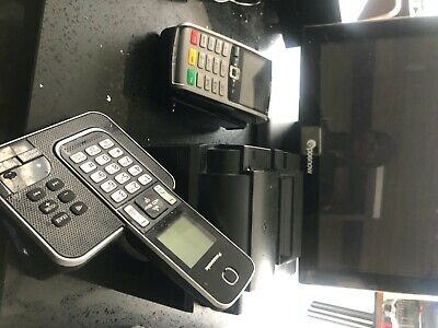 Complete Used Touch Screen POS EPOS Cash Till System • 150£