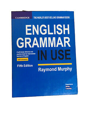 £14 • Buy Cambridge English Grammar In Use With Answers, Fifth Edition, In News Print.