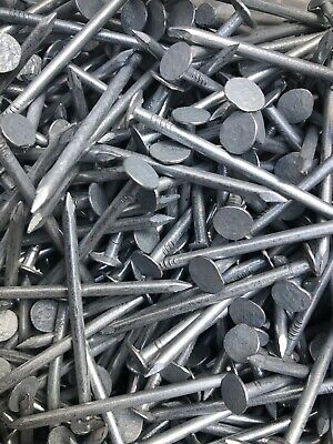 GALVANISED CLOUT NAILS 30mm, 40mm, 50mm, CHOOSE YOUR SIZE AND AMOUNTS,  • 3.70£