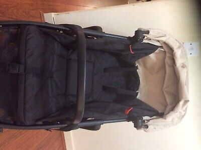 Brand New Graco Pushchair Car Seat Travel System In Cream And Black • 60£