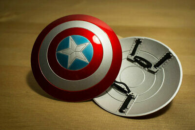 $ CDN32.66 • Buy Introduction 1/6 Captain America Shield Metal Material Buckle Hand For Hot Toys
