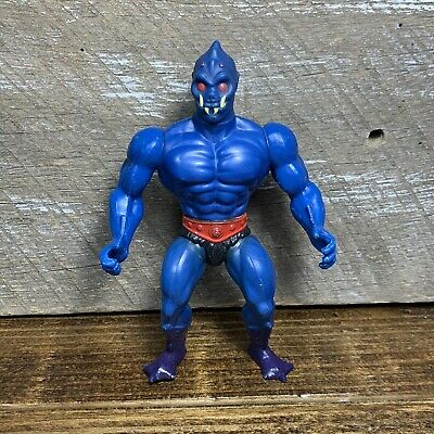 $14 • Buy MOTU Webstor Masters Of The Universe Action Figure He Man Vintage (No COO) Soft