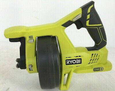 Ryobi P4001 18-Volt ONE+ Drain Auger (Tool Only), GR • 48.70£