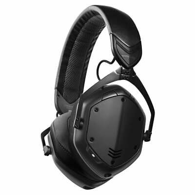 V-Moda Crossfade Wireless II Bluetooth Headphones Black (Ex-Display) • 176£