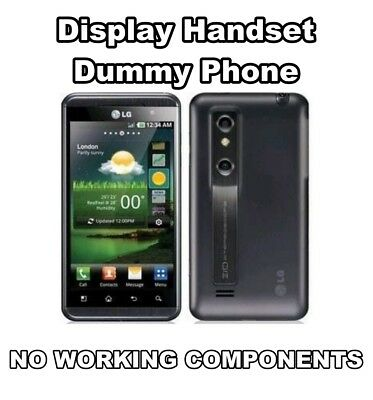£2.99 • Buy Lg Optimus 3d P920 - Dummy Shop Display Phone -#h28 - No Working Parts - New