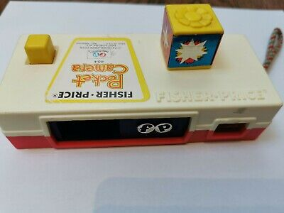 Fisher Price Vintage Pocket Camera 'A Trip To The Zoo' 1970s. 27 Images • 5£