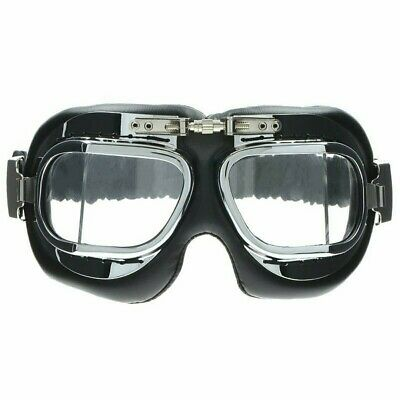 £16.79 • Buy Repro Ww2 Raf Royal Air Force Aviator Flying Motorcycle Goggles