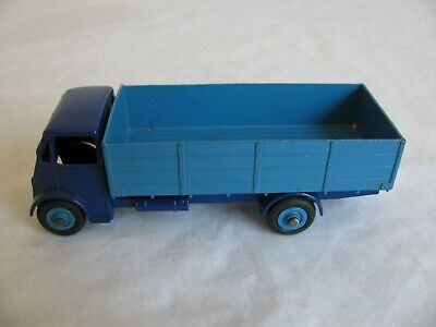 £58.63 • Buy Meccano Dinky Toys Supertoys Die-Cast 2-Tone Blue Guy 4-Ton Lorry Truck #511 EX