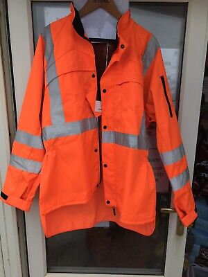 New Boxed Stihl Classic Hi Vis Jacket Size L 45 Inch Chest Non Safety Chainsaw • 45£