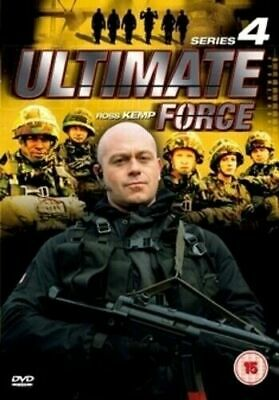 Ultimate Force: Series 4  (2-discs) Dvd (brs24) • 2.95£