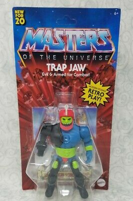 $34.99 • Buy Masters Of The Universe Origins Trap Jaw 5.5 In Action Figure- Brand New