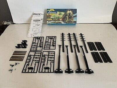 $ CDN8.44 • Buy B33 Athearn Ho Scale Model Trains IMPACK Ends Undecorated Flatcar Kit Ex No 5550