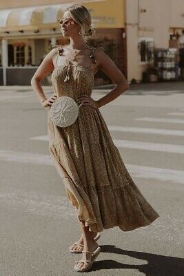 AU180 • Buy Spell & The Gypsy Collective Wild Thing Strappy Maxi Size XL