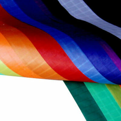 1m Waterproof Polyester Ripstop Fabric For Tent Banner Making Kite Accessories • 13.99£