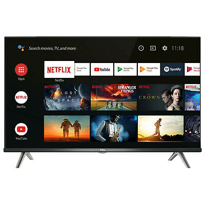 AU335 • Buy *HOT PRICE* TCL 32  HD Android Smart TV 3yr Wty 32S615 - $335 - *Free Delivery*