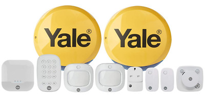 Yale IA-340 Sync Smart Home Intruder Alarm Full Control Kit  • 349.99£