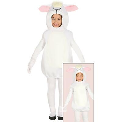 £10.99 • Buy Child Sheep Costume Christmas Nativity Fancy Dress Outfit