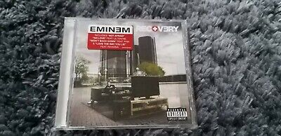Eminem - Recovery (Parental Advisory, 2010) Cd In Vgc 9/10 • 3.99£