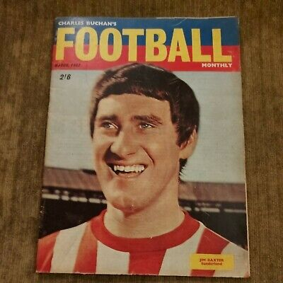 £3 • Buy Charles Buchan's Football Monthly - March 1967
