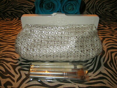 MAC Curiositease Antiquitease Finery HEIRLOOMS: 5 EYE BRUSH Bag Set Rare 💋 • 57.24£