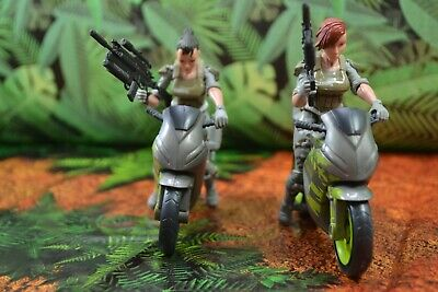 $ CDN38.26 • Buy Action Figure Weapon Motorcycle Female Lot Custom Vehicle GI Joe 3 3/4 3.75 1/18