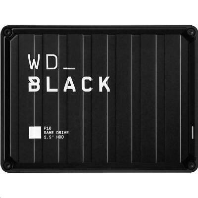 AU229 • Buy WD BLACK P10 5TB Game Drive External Hard For PC Xbox PS5/4 2.5'' Portable HDD