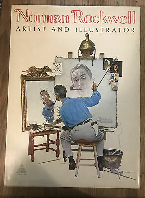 $ CDN563.94 • Buy Norman Rockwell Signed Book. Great Condition! U.S. Seller! Signed By Illustrator