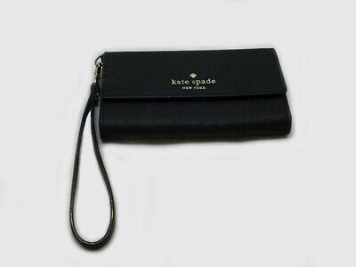 $ CDN63.13 • Buy Kate Spade Wallet Wristlet Black New Without Tags