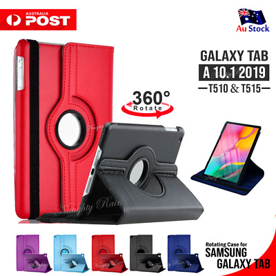 AU3.95 • Buy For Samsung Galaxy Tab A 10.1  2019 SM-T510 T515 Smart Leather Stand Case Cover