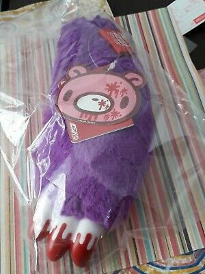 Gloomy Bear Purple Paw Pencil Case Japanese Import  • 12£