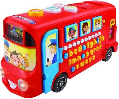 £21.32 • Buy Bus, Learning Toy With Phonic Sounds, Letters, Vocabulary, Numbers And Counting