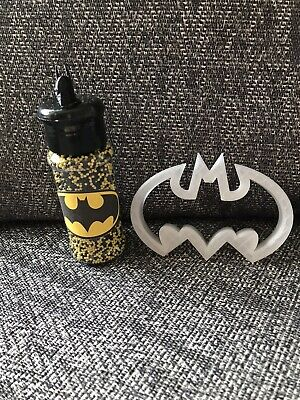 Batman Cookie Sprinkle And Cookie Cutter Gift Set • 4.99£