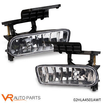$18.96 • Buy Clear Bumper Fog Lights Driving Lamps Fit 2000-2006 Chevy Suburban/ Tahoe