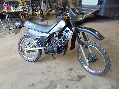 1982 Yamaha Dt 125lc  Dt125lc Not Rd  Classic Barn Find Uk Bike Enduro Supermoto • 2,995£